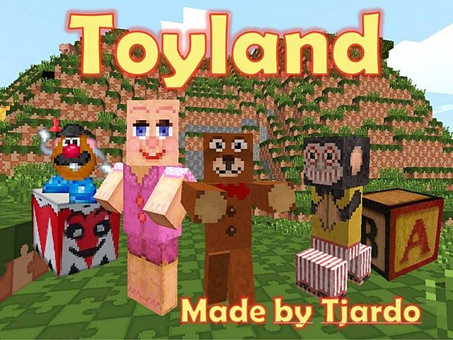 Toyland logo 2 6990989 [1.9.4/1.8.9] [32x] Toyland Texture Pack Download