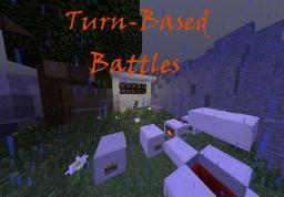 Vanilla Minecraft - Turn-Based battle system - Inspired by the Pokémon franchise Minecraft