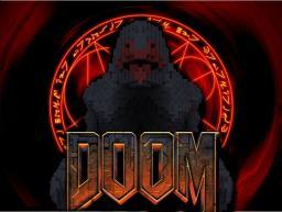 Hellknight (Doom III) Minecraft Map & Project