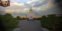 Admiralteistvo - St.Petersburg Minecraft Map & Project