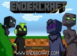ENDERCRAFT 24/7 MMORPG TDM CTF Survival PVP 1.7.4 Minecraft