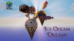 Ice Cream Dreams Minecraft Map & Project