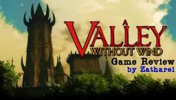 Game Review: A Valley Without Wind Minecraft