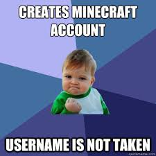 TOP 10 Minecraft Usernames of 2013! Minecraft Blog Post
