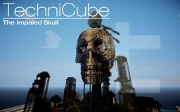The Impaled Skull Minecraft Project