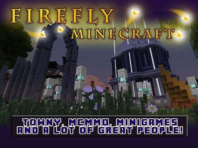 FIreFly MInecraft has just got a lot better!