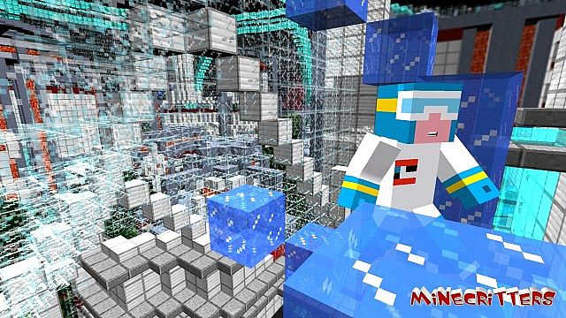 minecraft videos stampy and squid adventure maps with The Omega Colony Adventure Map on Watch additionally Watch as well Watch further Watch moreover The Omega Colony Adventure Map.