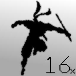 NinjaCraft 1.7.2-1.7.4 16 BIT