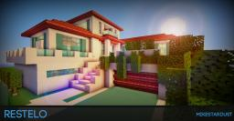 Restelo - Small Mansion Minecraft Map & Project