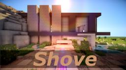 | Shove |   Ultramodern Cliffside House Minecraft Project
