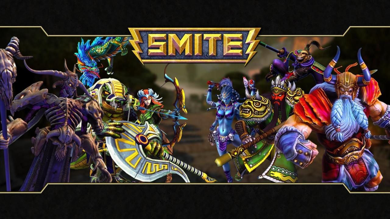 all chat in smite servers