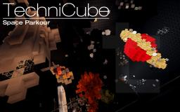 Space Parkour Minecraft Project