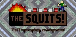 The Squits! - a TNT-Pooping Minigame! [14w03b] Minecraft Map & Project