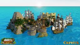 'Parlé' - Survival Games Map for RebirthCraft Minecraft