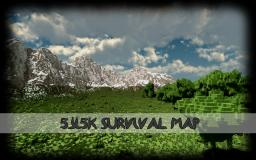 5x5K Map (Custom Terrain, Custom Trees) Download Available now! Minecraft Map & Project