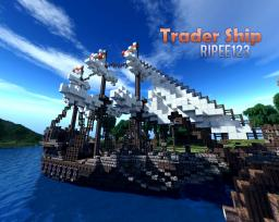 Trading ship - Ripee123 Minecraft