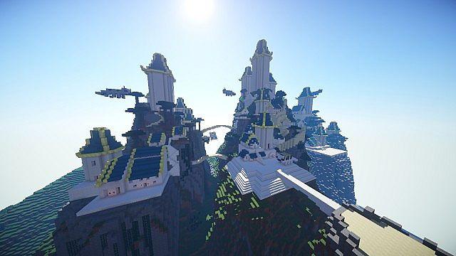 Avatar Eastern Air Temple The Last Airbender Minecraft