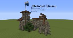 Medieval Prison Minecraft Map & Project