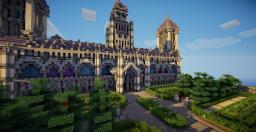 Château de Chantilly {Palace} Minecraft Map & Project