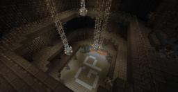 Prison Server Spawn Minecraft Map & Project