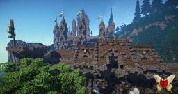 Kingdom of Cial. A server spawn [Download] Minecraft