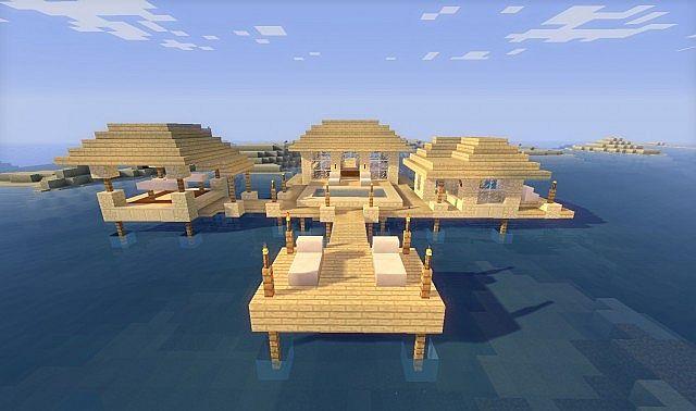 Карты на выживание » MCdownloads.ru - Все для Minecraft
