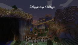 Dayspring Village Minecraft Project