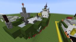 Variety Pack! 2 Ships and a Plane! Minecraft Map & Project