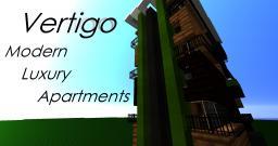 Vertigo Apartments || Modern Rowhouse Series || Like + Fave! Minecraft Map & Project
