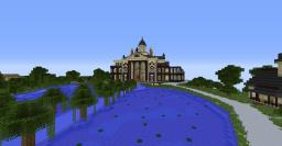 Gracey Manor (The Haunted Mansion) Minecraft
