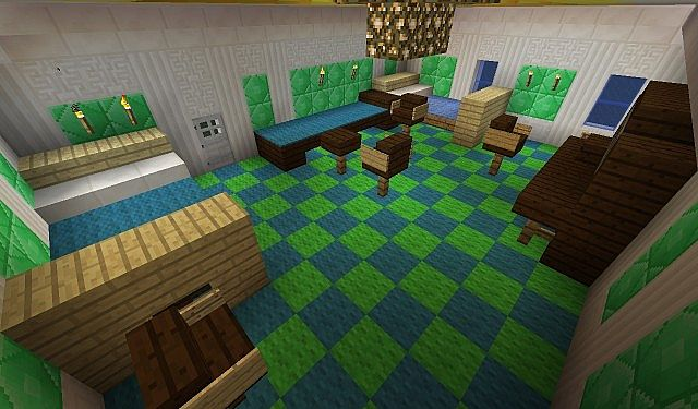Titanic B 58 Minecraft Project