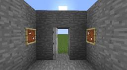 [Tutorial] Item Frame Combination Door Lock Minecraft Map & Project