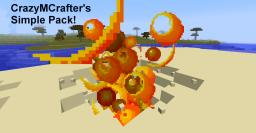 CrazyMCrafter's Simple Pack Minecraft Texture Pack