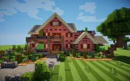 Nice small mansion Minecraft Map & Project