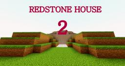 Redsone house 2 Minecraft Map & Project