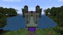 Evil castle Minecraft Map & Project