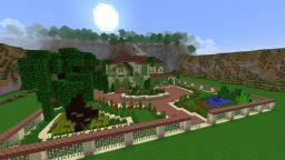 Italian Villa (GTA V inspired) Minecraft Map & Project