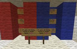 Survival PvP Endless Team Action (SPETA) Minecraft Server
