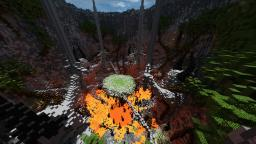 The four swordsmen Minecraft Map & Project