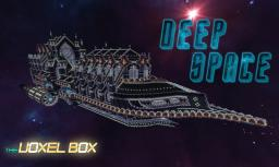 The Voxel Box Deep Space Pack Minecraft