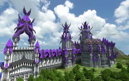 Cerien the Heart of Purple Minecraft Project