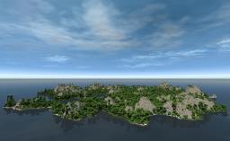 Archipelago | Custom Terrain | Survival Ready -by TylerTimoJ Minecraft Map & Project