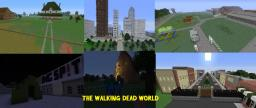 The Walking Dead Minecraft Map & Project
