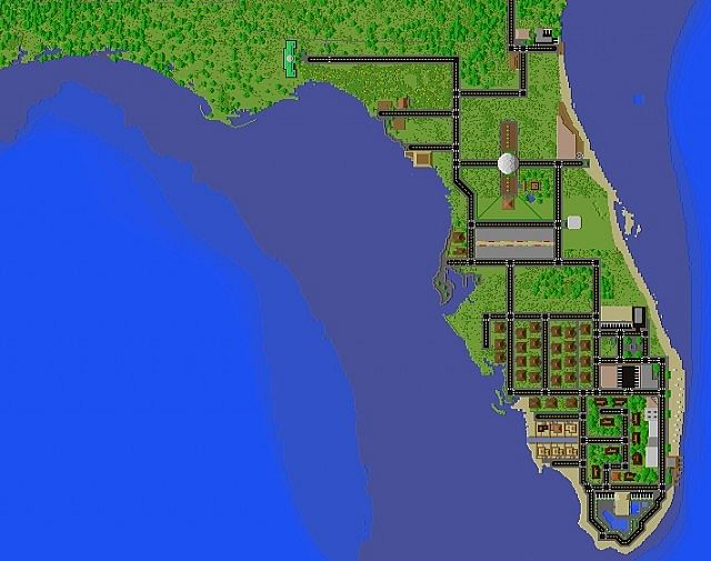 Earthcraft Minecraft Server