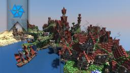 Cliffs of Ferrowyn Minecraft Project