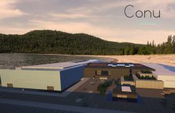 | Conu | Minimalist house | Minecraft