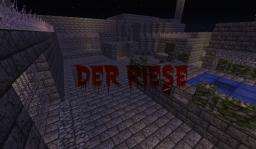 Der Riese (Black Ops Nazi Zombies Map) Minecraft