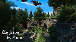 Eagleton Minecraft Map & Project
