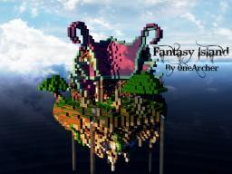 Fantasy Island Minecraft Map & Project