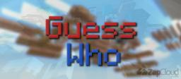Guess Who Minecraft Project